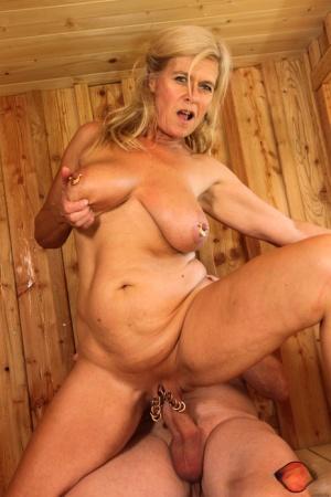 Mature women pierced nipples nude Pierced Granny Porn Pics At Granny Titty Com